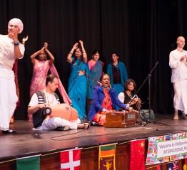 Melbourne High School – an Annual International Night 2014